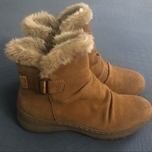 BareTraps Avita Cold-Weather Ankle Booties